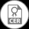 Certificados con Firma Digital