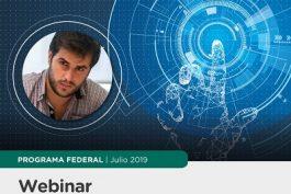"""10 de JULIO. """"Inclusión Digital: Desafíos para achicar la brecha digital en Argentina"""""""