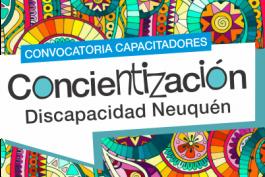 CONVOCATORIA CAPACITADORES . Concientización Discapacidad
