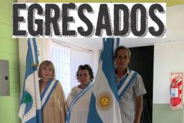 EGRESADOS NIVEL PRIMARIO 2019