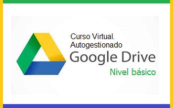 Google Drive. Nivel básico.