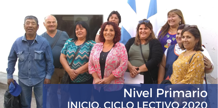 NIVEL PRIMARIO. Ciclo 2020