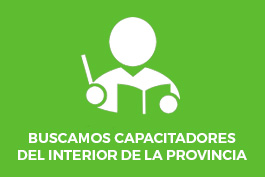 Convocatoria Capacitadores del Interior