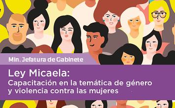«LEY MICAELA:GÉNERO Y PREVENCIÓN EN VIOLENCIA CONTRA LAS MUJERES»