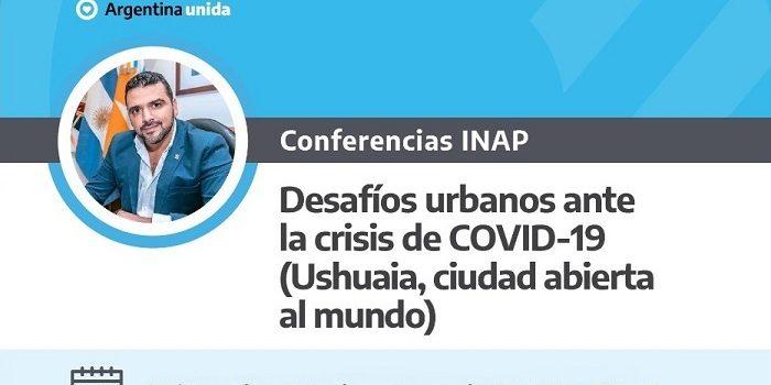 Conferencia INAP – 20 de Mayo de 11:00 a 12:00 hs