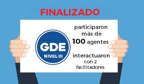 GDE Nivel III – Módulo Expediente Electrónico