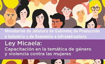 Ley Micaela. Módulo I. Del 21/7 al 04/8