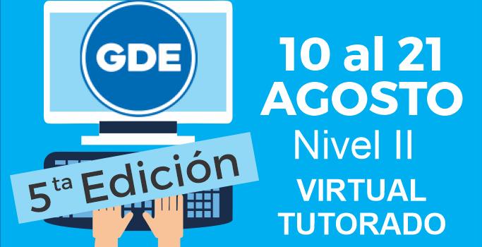 "GDE Nivel II. ""Quinta Edición"""