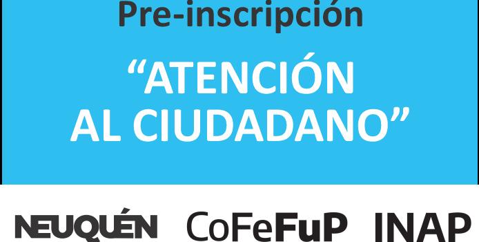 INAP. Atención al Ciudadano
