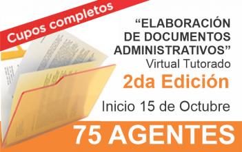 Elaboración de Documentos Administrativos. «2da Edición»