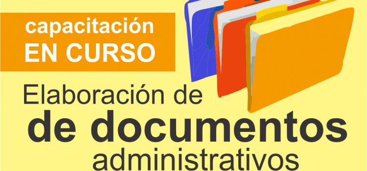 Elaboración de Documentos Administrativos