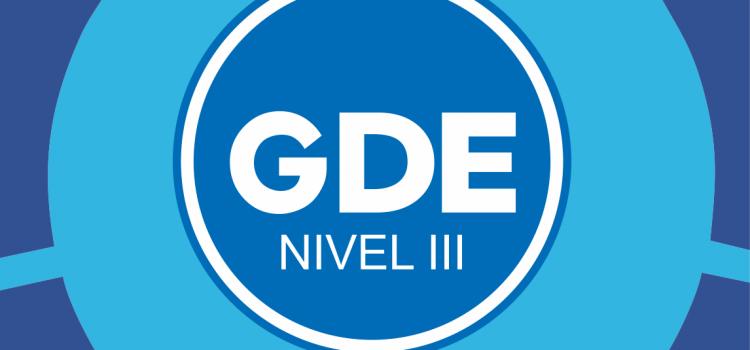 GDE III. Primer Edición