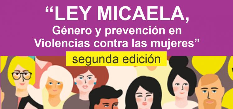 Ley Micaela – Segunda edición 2021