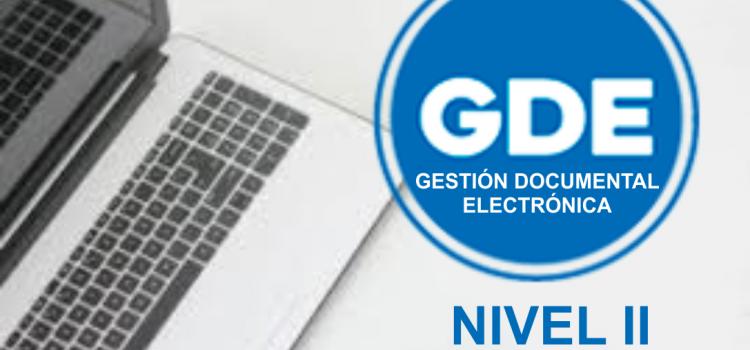 GDE N2 – 3°Edición