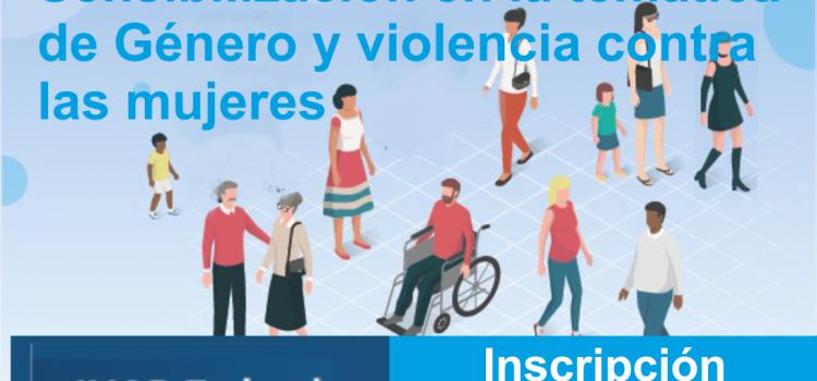 Sensibilización en la temática de género y violencia contra las mujeres