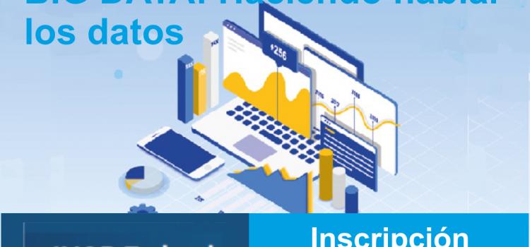 """INAP. Big Data: """"Haciendo hablar los datos"""""""