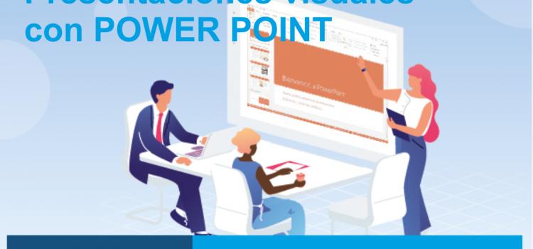 INAP. Presentaciones visuales con Power Point