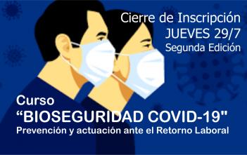 Bioseguridad Covid-19. «Segunda Edición»