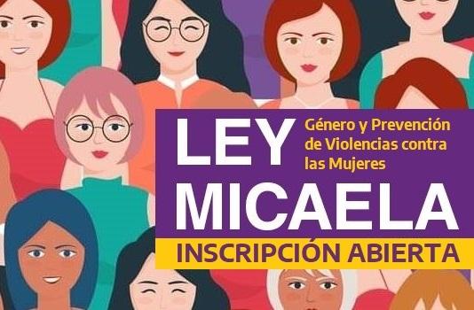 «Ley Micaela». Autogestionado. Segunda Edición