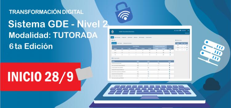 INICIA. GDE 2. 6ta Edición